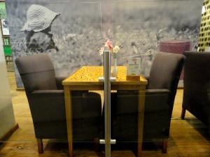 mesas de mosaico