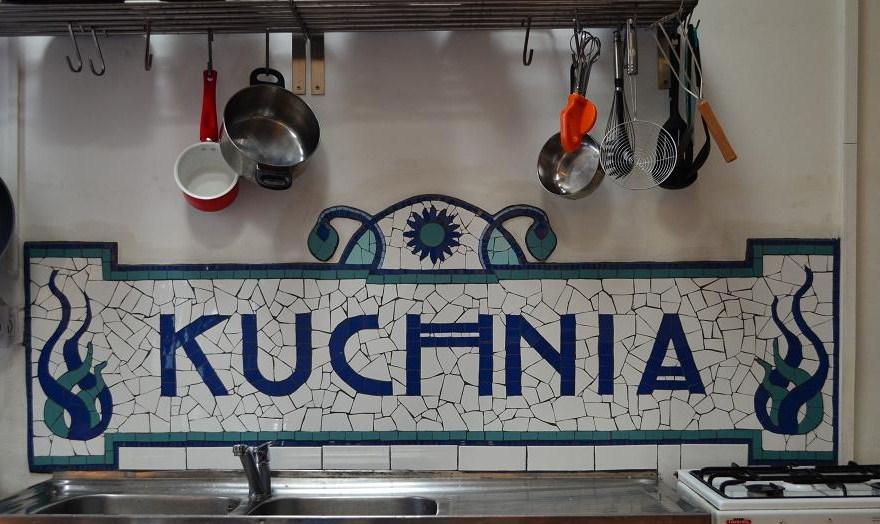 mosaico para cocina