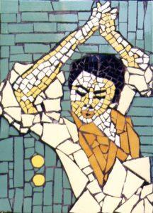 arte de mosaico