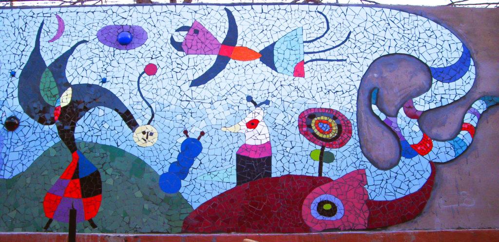 Mural Miró « TXTarte